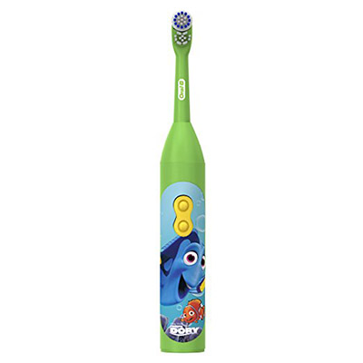 Best Electric Toothbrushes for Kids Oral B Pro Health Stages Kids Toothbrush featuring Disney's Finding Dory